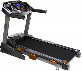 Durafit Heavy Hike Foldable Treadmill with Auto-Incline