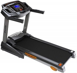 Durafit Strong DC Motorized Foldable Treadmill