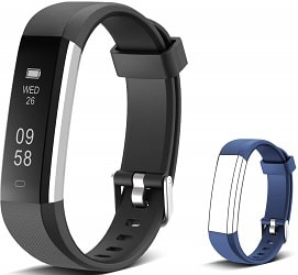 Muzili Smart Fitness Band IPX7 Waterproof Fitness Tracker