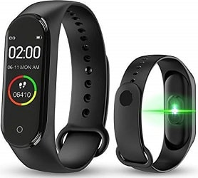 Woxxin M4 Smart Fitness Band and Activity Tracker