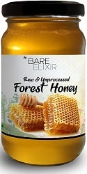 Bare Elixir Organic Forest Honey