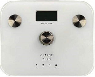 Charge Zero Battery-Free Body Fat Scale