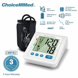 Choicemmed fully automatic digital blood pressure machine