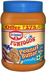 Dr Oetker Fun Foods Peanut Butter
