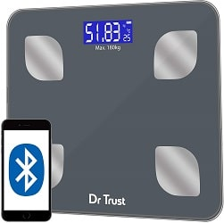 Dr. Trust Smart Fitness Body Fat Scale