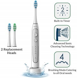 GLUCK Sonic Electric toothbrush