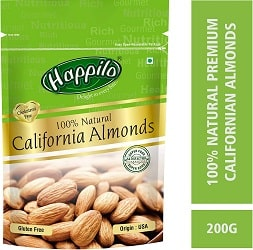 Happilo Natural Premium Californian Almonds