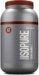 Isopure Whey Protein Isolate Powder