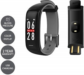 LCARE Band 2S Smart Activity Tracker