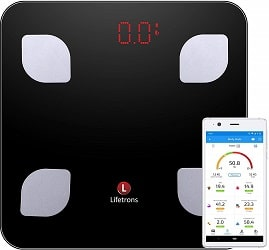 Lifetrons Smart Body Weighing Scale