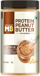 MuscleBlaze - Natural Peanut Butter