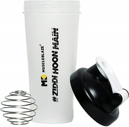 MuscleBlaze Protein Shaker Bottle
