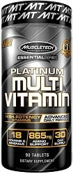 Muscletech Essential Series Platinum Multi-Vitamin