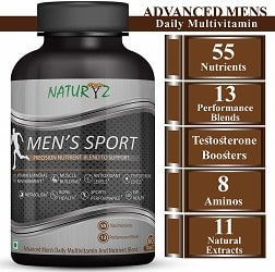 Naturyz Men's Sport Multivitamin