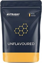 Nutrabay Whey Protein Concentrate (Unflavoured)