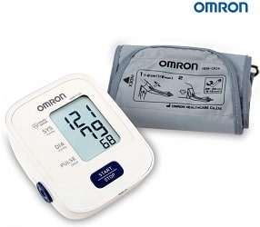 Omron fully automatic digital Blood Pressure Monitor