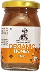 Pure & Sure Organic Honey