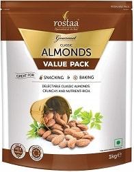 Rostaa Premium Classic Almonds Value Pack