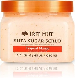 Tree Hut Shea Sugar Body Scrub Tropical Mango