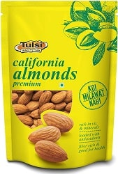 Tulsi California Almonds