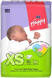 Bella Baby Happy Extra Small Diapers