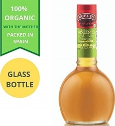 Borges Unfiltered Organic Apple Cider Vinegar with Mother