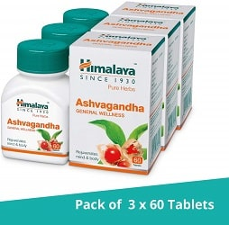 Himalaya Wellness Ashvagandha Tablets