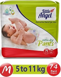 Little Angel Baby Diaper Pants