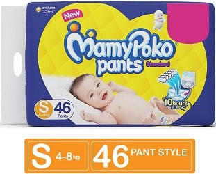 MamyPoko Pants Standard Diapers