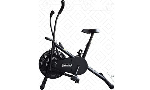 Reach Air Bike Exercise Cycle
