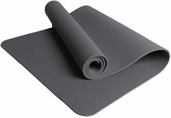 The True Mat TPE Yoga and Exercise Mat