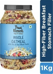 True Elements Whole Oatmeal