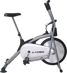Kobo Air Bike Deluxe Exercise Cycle