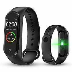 Digibuff Bluetooth Fitness Smart Health Band