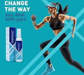 BioFrost Cold Therapy Pain Spray
