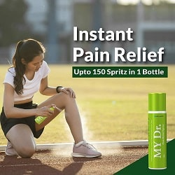MY Dr. Pain Oil Pain Relief Spray