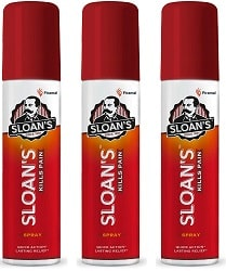 Sloans Pain Relief Spray
